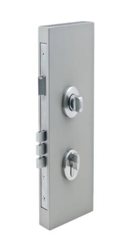 Round Pull Handle Lock Kit