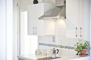 Brisbane Kitchen Handles Satin Chrome