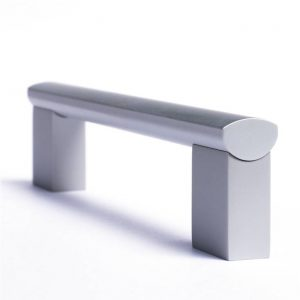 Mornington Kitchen Handles - Satin Anodized Finish