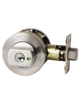 Paradigm door lock - Round