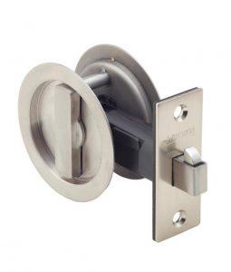 Round Cavity Sliding Privacy Kit