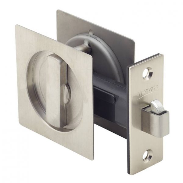 Square Cavity Sliding Privacy Kit