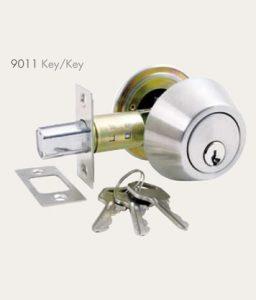 Vigo Double Deadbolt (Key/Key)