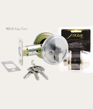 Vigo Single Deadbolt (Key/Turn)