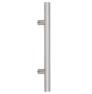 Round pull handle