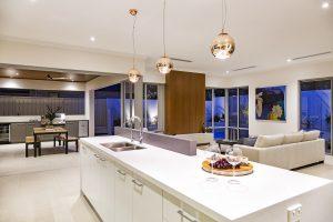 Brisbane Kitchen Handles - Satin Chrome
