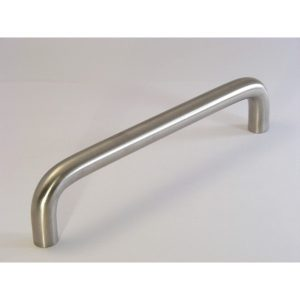 D handle stainless steel