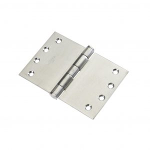 Wide Throw Hinges - Stainless Steel