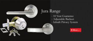 Jura range door handles