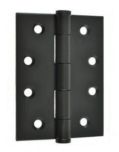 Matte Black Door Hinges