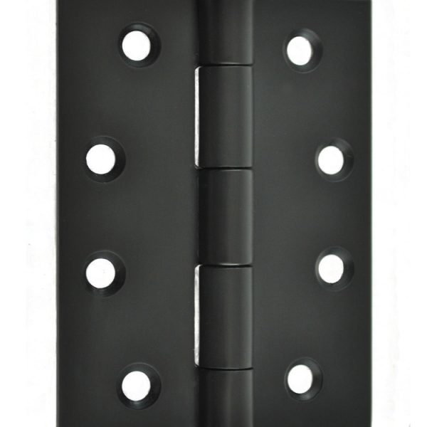 Matte Black Door Hinges